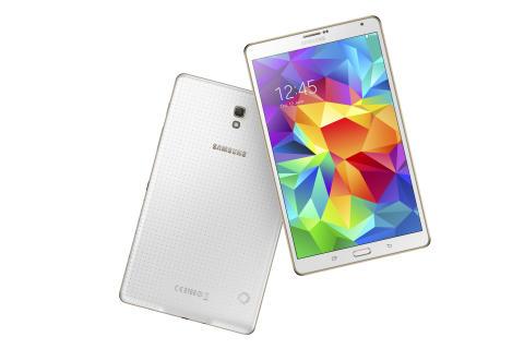 Samsung Galaxy Tab S er endelig i butikkerne