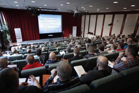 """""""Den sociala arbetsplatsen"""" diskuteras på SSG Säkerhetskonferens 2016."""