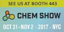 ChemShow, 31.10-2.11, New York, USA
