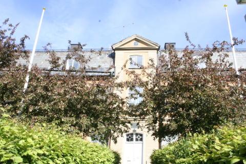 Skötsel av Hovings Malmgård i kvarteret Sommaren