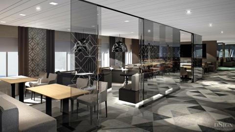 Tallink Silja Megastar   Comfort Lounge 1