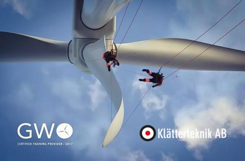 Utbilda dig för arbete inom vindkraft