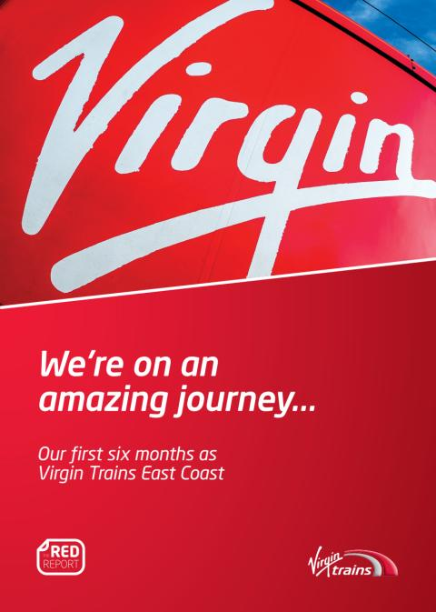 VIRGIN TRAINS EAST COAST RED REPORT - SEPTEMBER 2015
