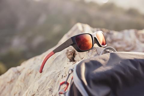 Sportglasögon med IQ och stil
