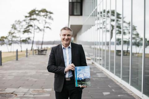 Göran Broman, professor i maskinteknik vid Blekinge Tekniska Högskola