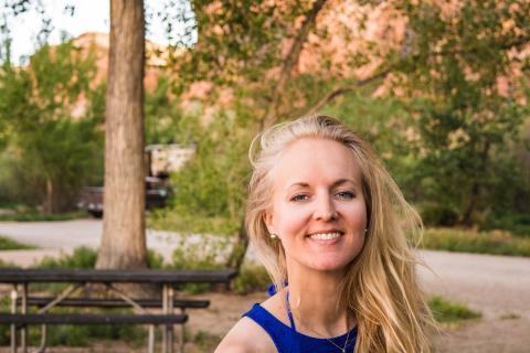 Vibeke Saarem, nettstudent