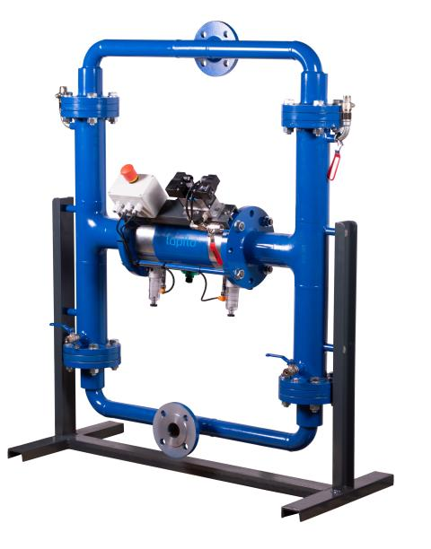 Tapflo launches the new range of Filter Press Pumps.