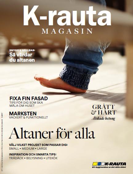 K-rauta magasin – för dig som gillar att förnya