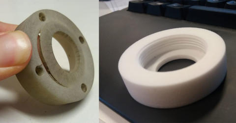 3D printed spare parts create new possibilities for electricity networks maintenance