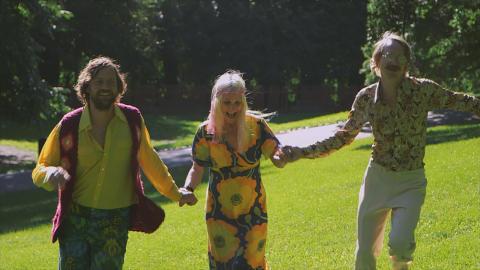 Ann Söderlund gör historien roligare i ny tv-serie