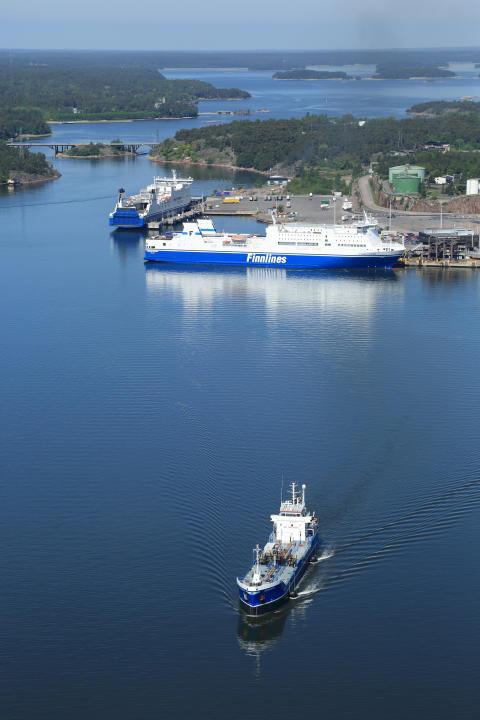 Suomen Ilmakuva_ Port of Naantali (2)