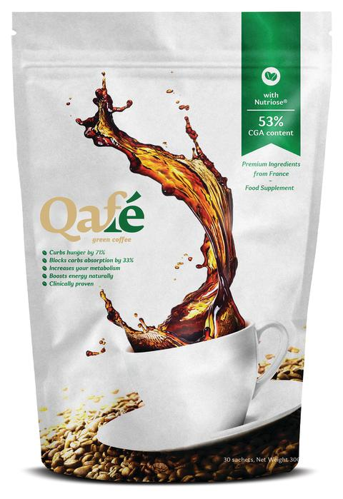 Lose weight faster with QNET's new Qafé green coffee!