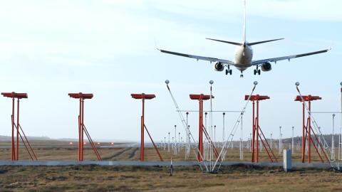 23 miljoner resenärer - nytt rekord på Arlanda idag