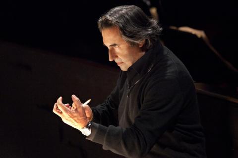 Riccardo Muti dirigerar Verdis Macbeth