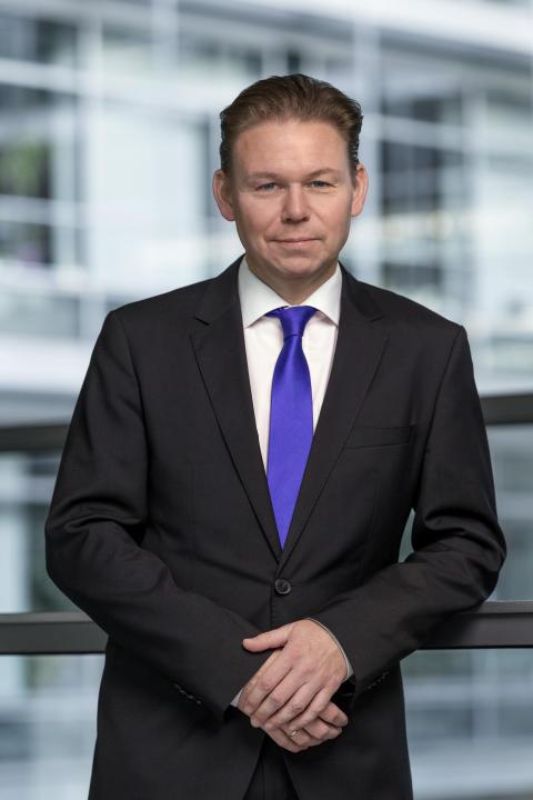 Dr. Torsten Utecht wird Vorstand Finanzen der Zurich Gruppe Deutschland