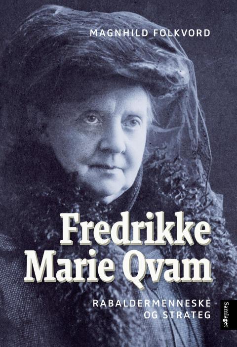 Lansering av biografi om stemmerettsforkjempar Fredrikke Marie Qvam 24.4.