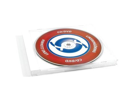 göra ren cd spelare