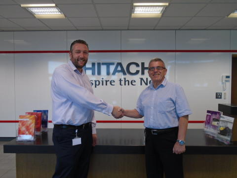 Hitachi Rail Europe wins award for environmental innovation