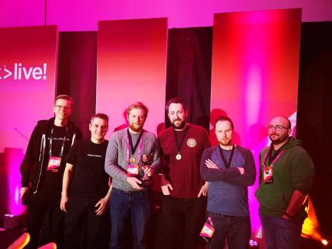 NCC Group Wins Splunk Partner Boss of the SOC (BOTS) in London