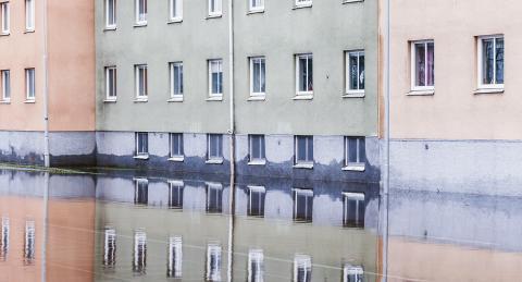 Slutrapport ger en förbättrad kunskapsbild för att minska klimatskador i bebyggelse