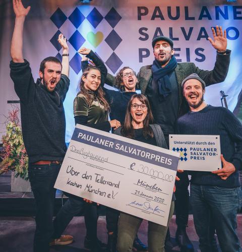 Paulaner Salvator-Preis Verleihung 2019