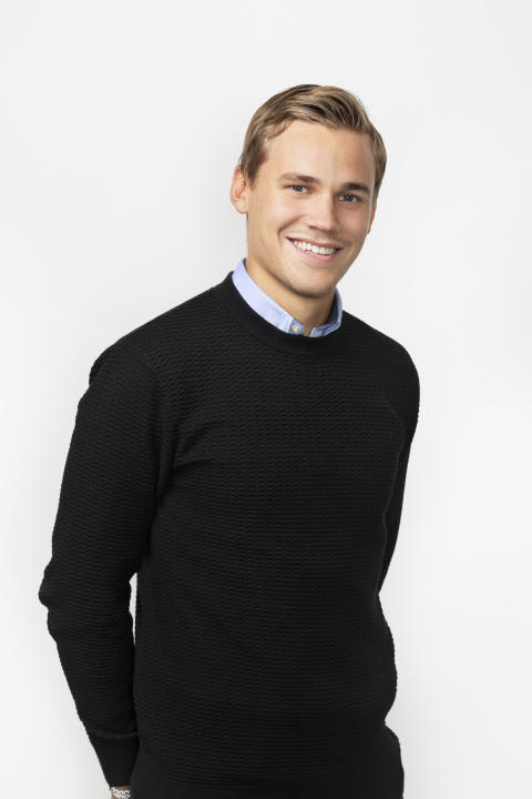 Välkommen Rasmus!