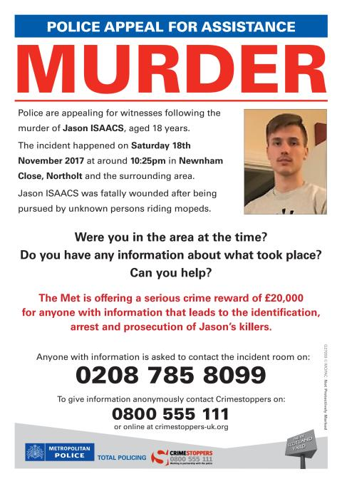 Download appeal poster