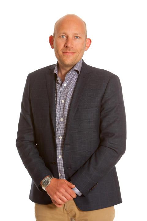 Johan Rosenblom - Sverigechef Starbucks