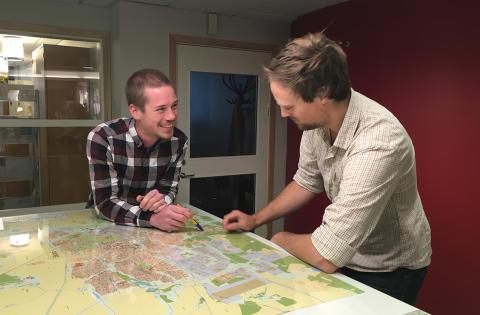 Byggboom i Skara under 2016