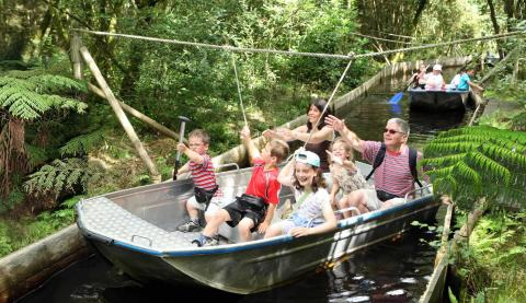 Treat the family to an action packed summer day trip to Wales