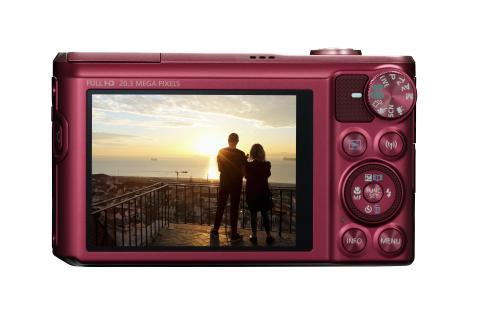 Canon PowerShot SX720 HS Bild3