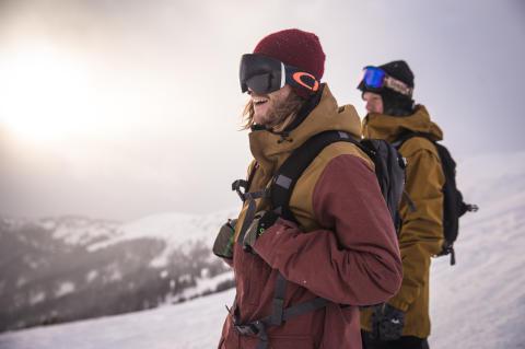 Ståle Sandbech er klar for å forsvare seieren fra fjorårets utgave av konkurransen i Laax. Foto: Glenn C. Pettersen / Snowboardforbundet