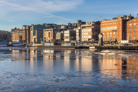 Residential property driving Nordic market close to transaction record in first half of 2018