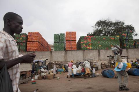 Bryggerijätte smiter från skatt i Afrika och Indien