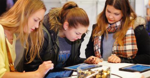 Studentum Sverige på Saco Studentmässa i Malmö