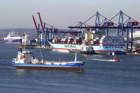 Rotterdams Hamn och Göteborgs Hamn formar LNG-allians