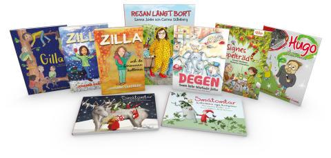 Fyll på klasskassan genom barnböcker