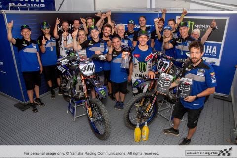 モトクロス世界選手権 MXGP Rd.13 7月28日 チェコ