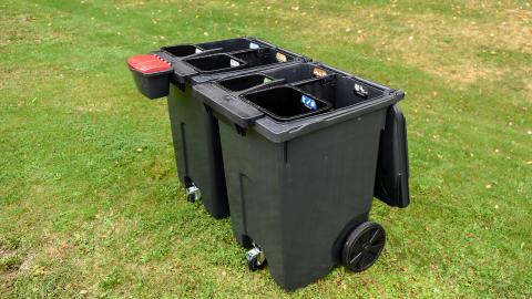 Nytt avfallsinsamlingssystem för villaägare i Umeå och Vindelns kommuner
