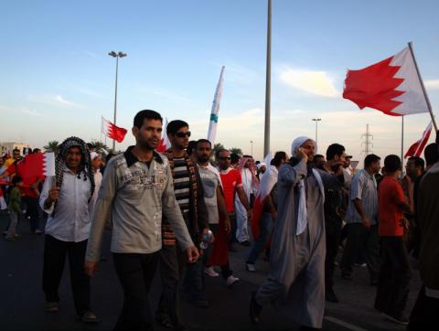 EU måste sätta press på Bahrain för att frige samvetsfångar