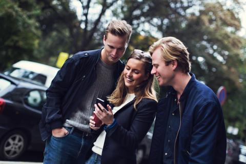 Danskerne handler mere på mobil og tablet