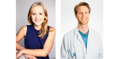 Fortsätt forska – Läkaresällskapet uppmuntrar unga forskare