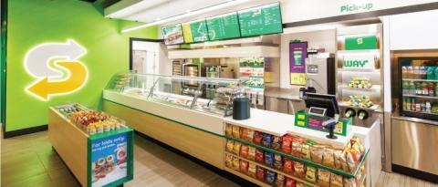 Praktijkvoorbeeld: Voedingslabeloplossing van Brother helpt Subway® met veiligheidsnaleving