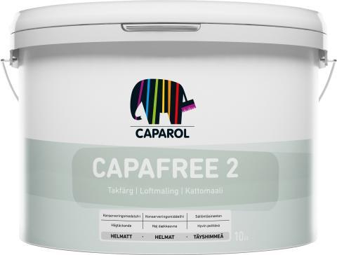Capafree 2 Takfärg 10L