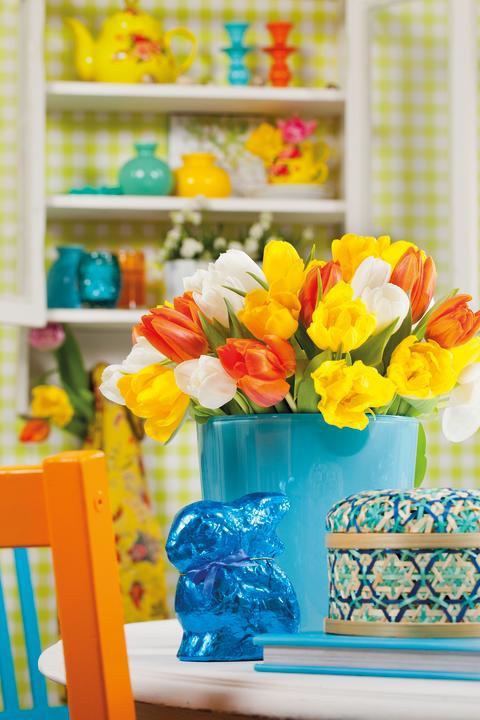 Färgglatt till påsk