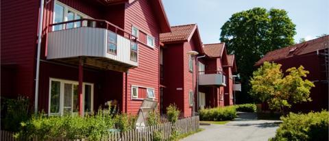 Väsbyhem, Veidekke Bostad och BoKlok i unikt samarbete