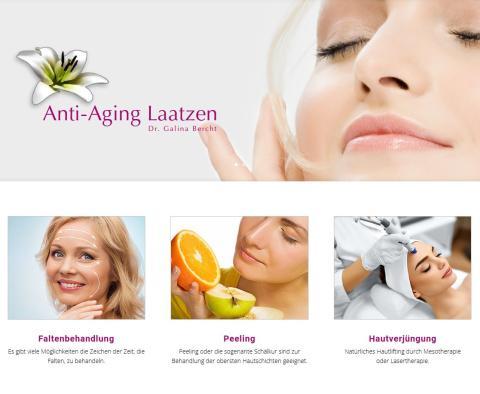 Schmerzfreie Hautverjüngung mit Laser- und Mesotherapie