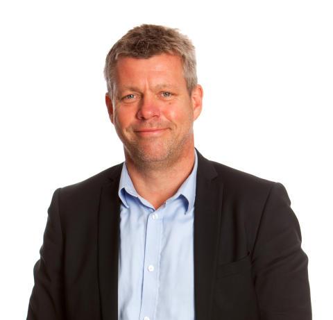 Konsernsjef UMOE Restaurants Sverre Helno