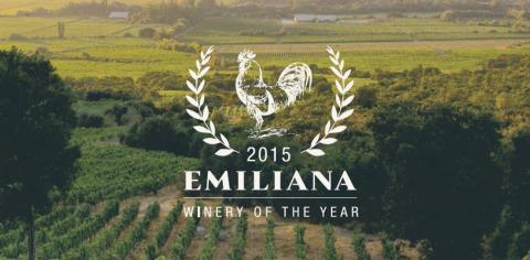 Emiliana - Winery of the year 2015
