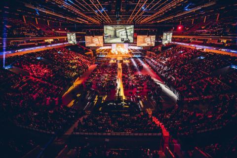 CS:GO-turneringen CORSAIR DreamHack Masters till Malmö Arena 4-6 oktober!